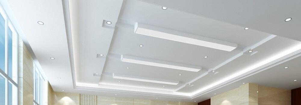 как ухаживать за потолком из гипсокартона